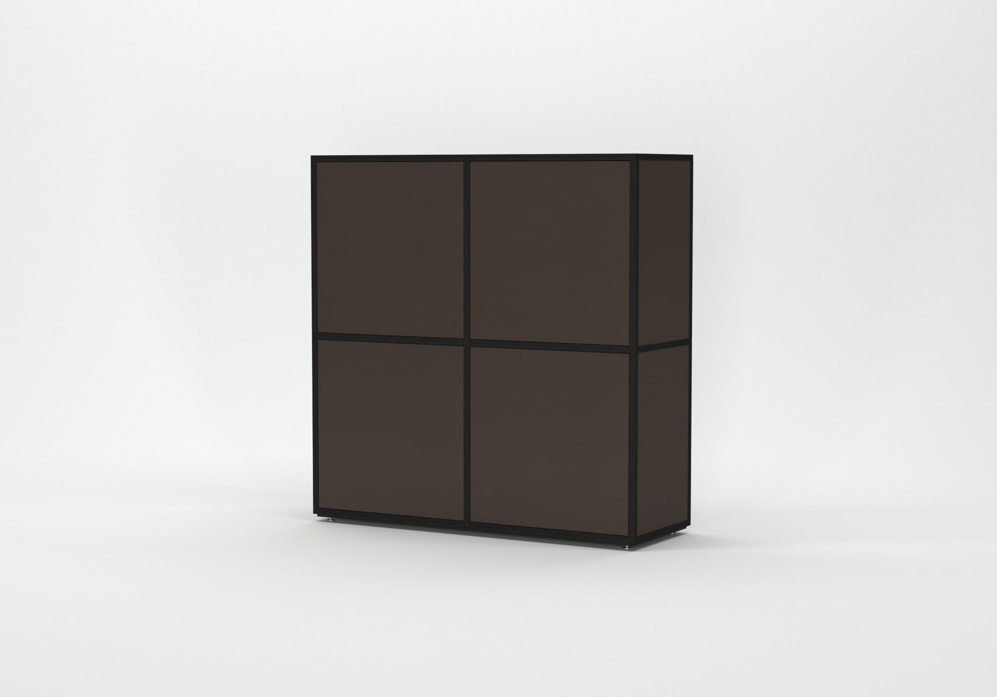 O10 – Cabinet brown
