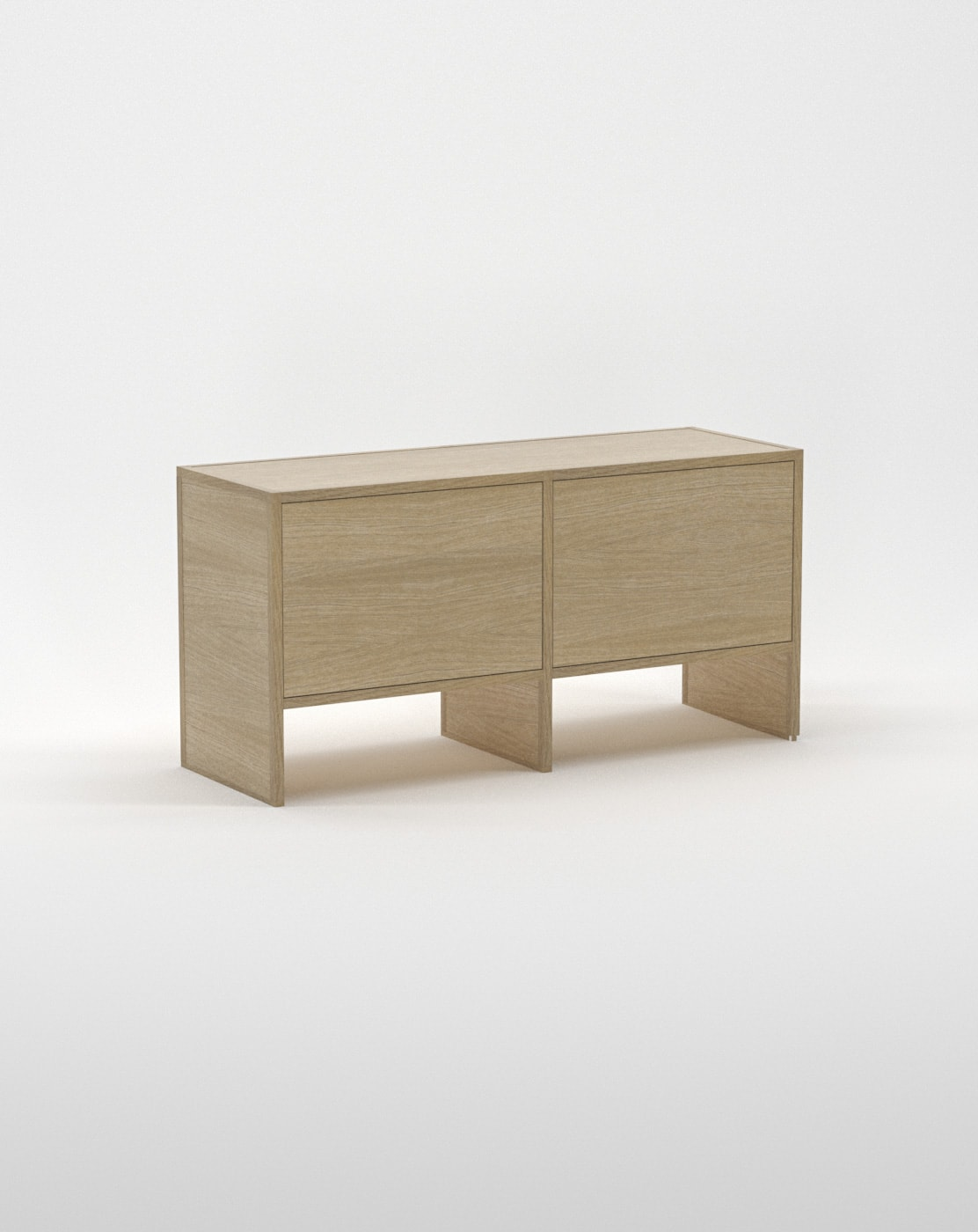 P1 – Sideboard oak