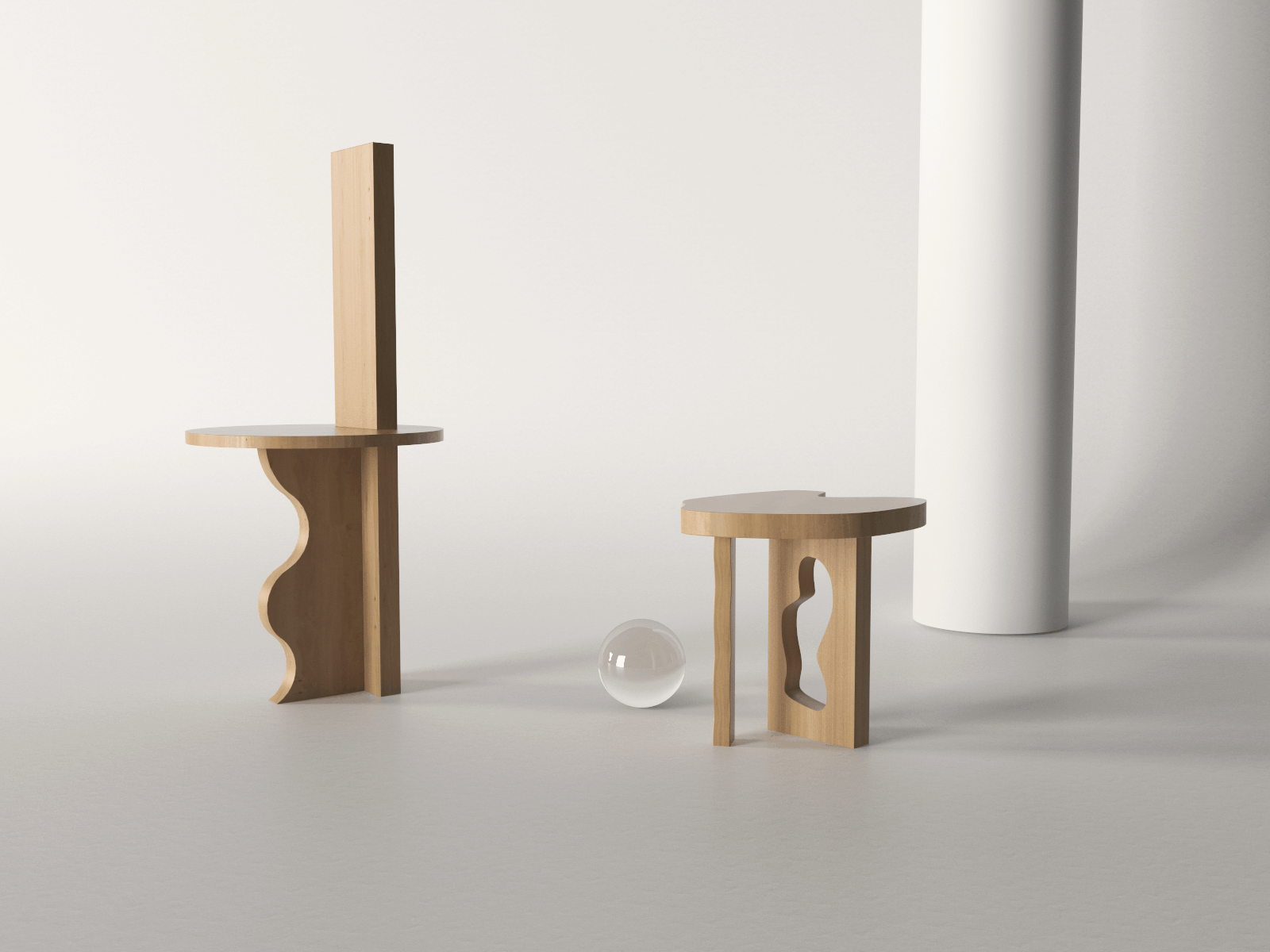 Sfera_Side_Table_and_Onda_Chair_1